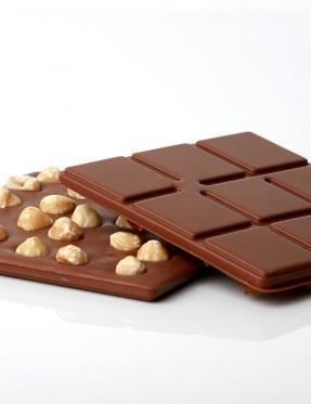 Chocolat tablette lait 35 % - Gourmand