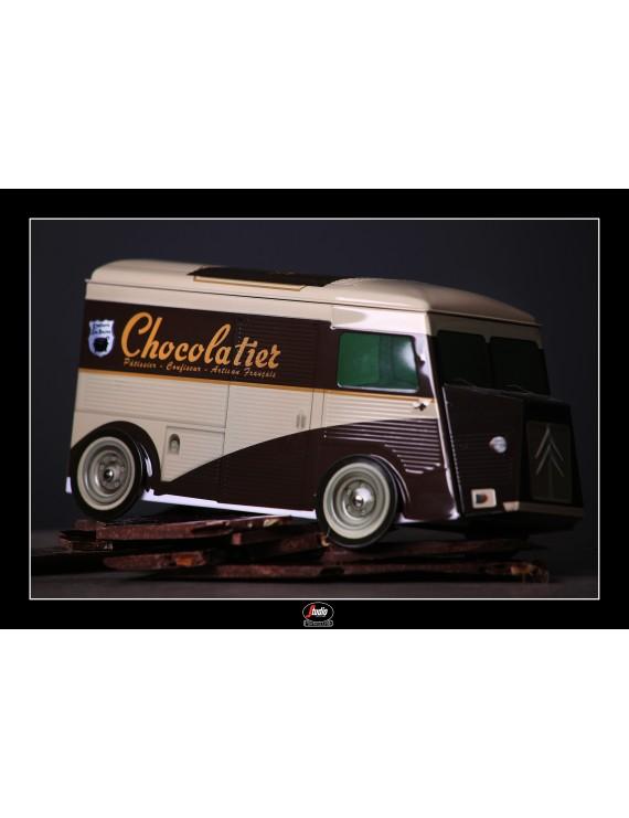 Camion de Chocolats